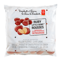 Ruby Little Gems Red Mini Potatoes