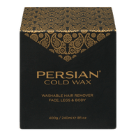 Persian Cold Wax for Face, Legs & Body