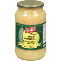 Kosher Wine Sauerkraut