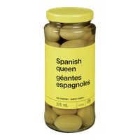 Queen Olives, Spanish