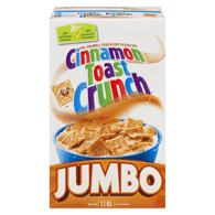 Cinnamon Toast Crunch, Club Pack