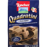 Chocolate Covered Quadratini