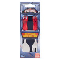 Spiderman 2-Piece Flatware Set