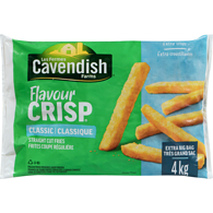 FlavourCrisp Straight Cut Fries