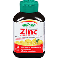 Zinc Lozenges with Vitamin C & D