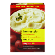 Mashed Potatoes, Homestyle