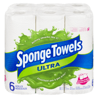Ultra Choose-A-Size Paper Towel, 6 Rolls