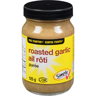 Roasted Garlic Puree