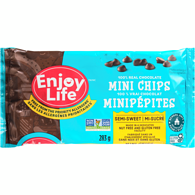 Chocolate Mini Chips, Semi-Sweet