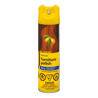 Aerosol, Furniture Polish, Lemon
