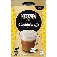 GOLD Vanilla Latte Flavoured Coffee Mix