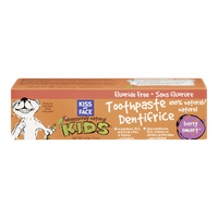 Kids Toothpaste, Berry Smart