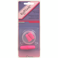 byPink Tapered Soft Ear Plugs