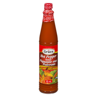 Hot Pepper Sauce, Small