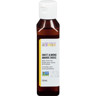 Aura Cacia Skin Care Oil, Sweet Almond