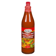 Hot Pepper Sauce, Large