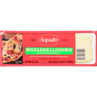 Mozzarellissima, Pizza Cheese