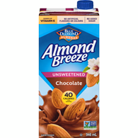 Almond Breeze, Unsweetened Chocolate