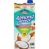 Almond Breeze, Unsweetened Almond Coconut