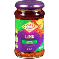 Extra Hot Lime Pickles