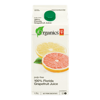 100% Florida Grapefruit Juice, Pulp Free