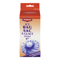 Textile Ice Bag, 9 Inch