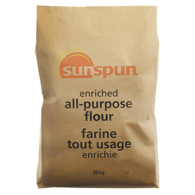 Enriched All Purpose Flour