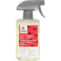 Fruit & Veggie Spray Wash