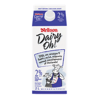 Dairy Oh! Partly Skimmed 2% Milk