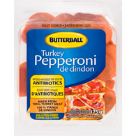 Turkey Pepperoni