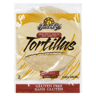 Gluten-Free Brown Rice Tortillas