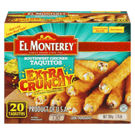 Taquitos, Southwest Chicken