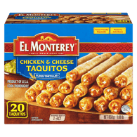 Taquitos, Chicken & Cheese