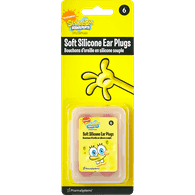 Spongebob Ear Plugs