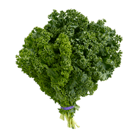 Organic Green Kale, Bunch