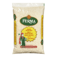White Grain Rice