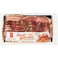 Bacon, Maple Flavoured