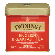 English Breakfast Tea, Loose