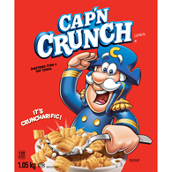 Cap'N Crunch Cereal