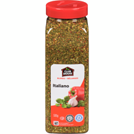 One Step Seasoning, Italiano