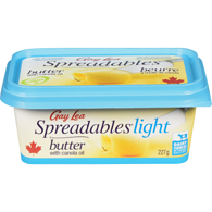 Spreadables, Light