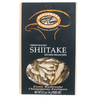 Shiitake Mushrooms, Dried
