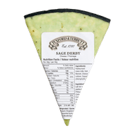 Sage Derby English Cheddar Cheese