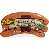 Double Smoked Farmers Sausage