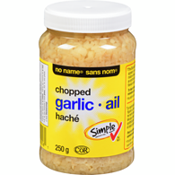 Chopped Garlic