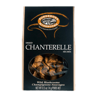 Chantrelle Mushrooms, Dried