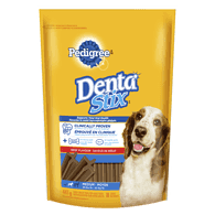 Dentastix Dog Treats, Beef Flavour