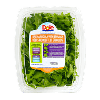 Baby Arugula With Spinach
