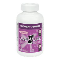Multi-Vitamins, Advanced Women's 50+