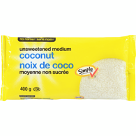 Coconut, Unsweetened Medium
